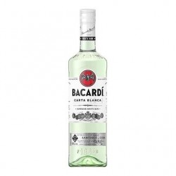 BACARDI CARTA BLANCO 70CL