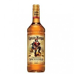 CAPTAIN MORGAN ORIGINAL SPICED GOLD 1LTR