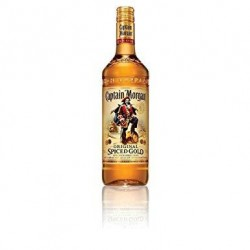 CAPTAIN MORGAN SPICED 70CL
