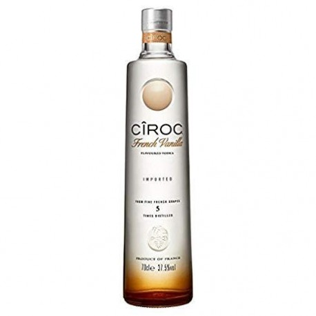 CIROC VODKA VAINILLA 70CL