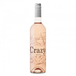 CRAZY TROPEZ ROSE 75CL.