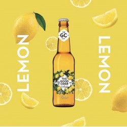THE GOOD CIDER LEMON 33CL
