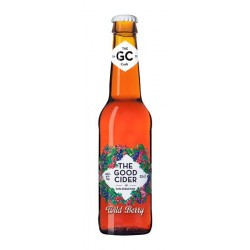 THE GOOD CIDER WILD BERRY 33CL
