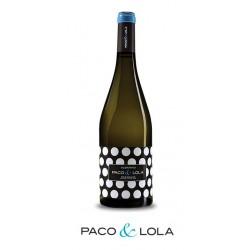PACO Y LOLA ALBARIÑO 75CL.