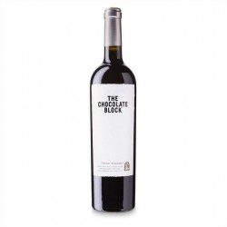 THE CHOCOLATE BLOCK RED 75CL.