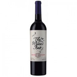 THE WAXED BAT SHIRAZ CAB SAUV MALBEC