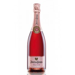 JUVE Y CAMPS BRUT ROSE 75CL.