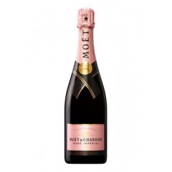 MOET & CHANDON IMPERIAL ROSE 75CL.