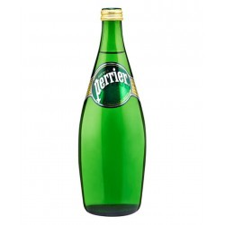 PERRIER SPARKLING WATER 12 X 75CL GLASS