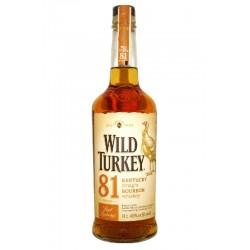 WILD TURKEY 81 PROOF BOURBON