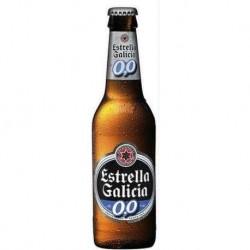 ESTRELLA GALICIA  BOTTLE  0.0 25CL