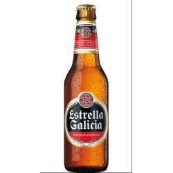 ESTRELLA GALICIA  BOTTLE 33CL