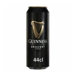 GUINNESS CANS 44cl