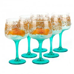 SILENT POOL PACK 6 COPAS GLASS