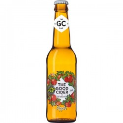 THE GOOD CIDER SIN ALCOHOL 33CL