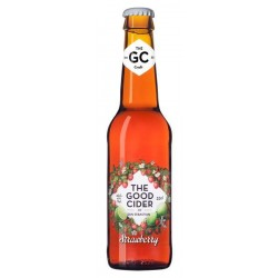 THE GOOD CIDER STRAWBERRY 33CL
