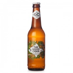 THE GOOD CIDER PEAR 33CL